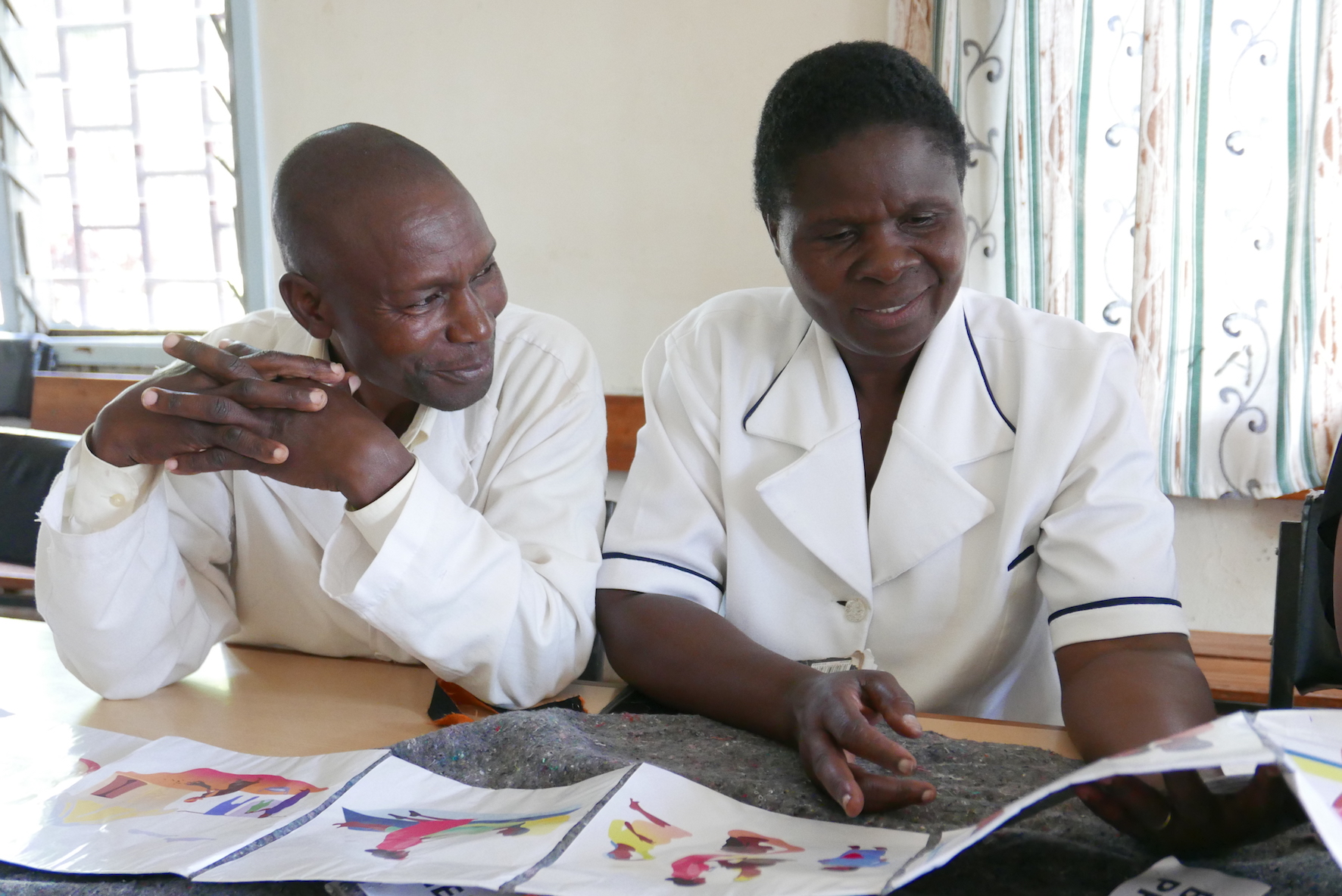 Can a human-centred design approach to group antenatal ...